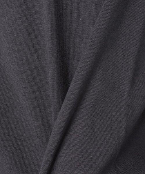 GeeRa(ジーラ)/綿100%ビッグシルエットTシャツ     /204403_img12