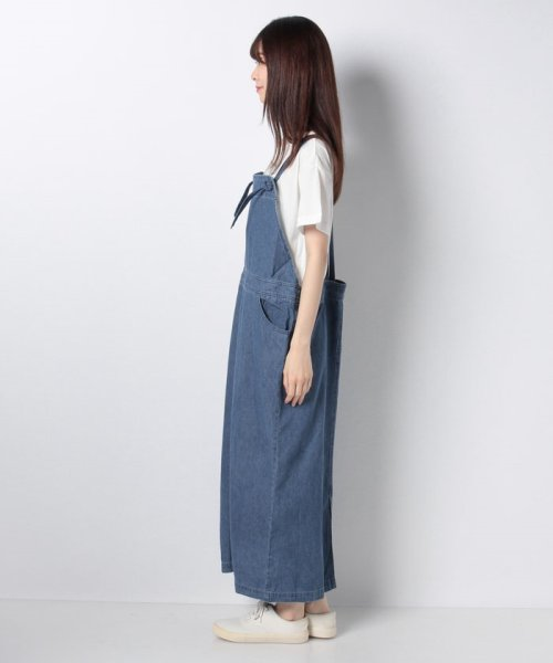 GeeRa(ジーラ)/綿100%サロペットスカート        /204438_img08