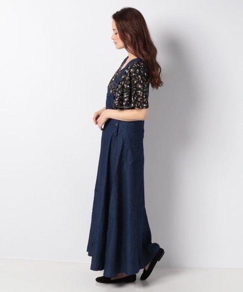 GeeRa(ジーラ)/サロペットデザインジャンパースカート    /204558_img06