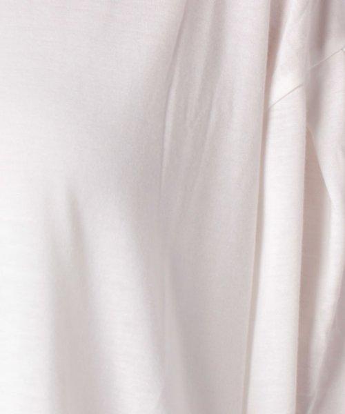 GeeRa(ジーラ)/ひんやり涼しい前後着れるドロップショルダートップス/203636_img12