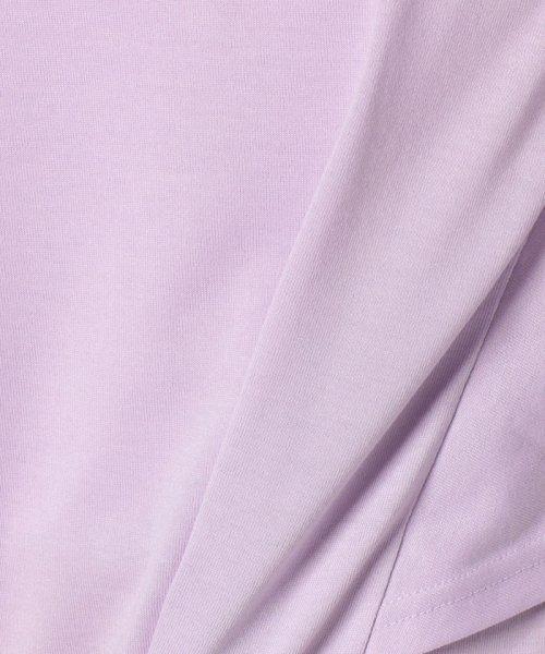 GeeRa(ジーラ)/ひんやり涼感素材フレアー袖トップス     /204636_img10