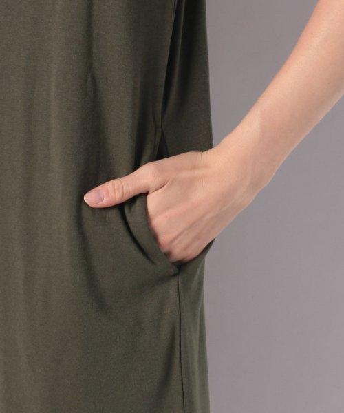 GeeRa(ジーラ)/ポケット付カットソーロングワンピース    /204625_img14