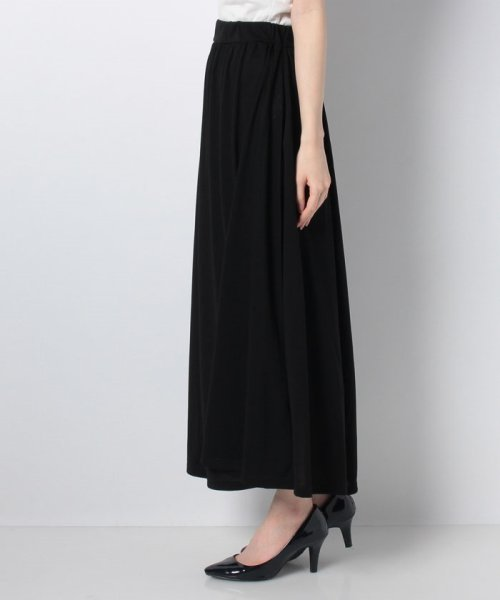 GeeRa(ジーラ)/洗えるCOOLFIBERフレアーロングスカート/204612_img06