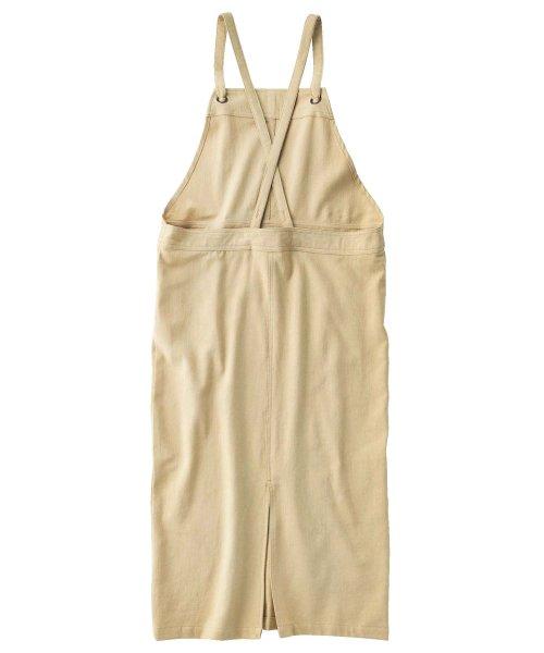 GeeRa(ジーラ)/綿100%サロペットスカート        /204438_img02