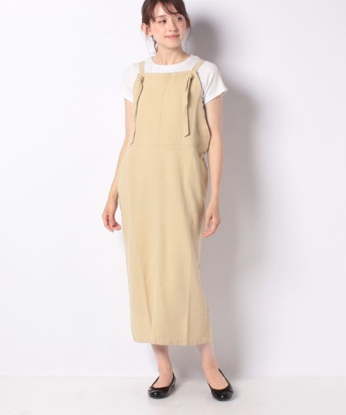 GeeRa(ジーラ)/綿100%サロペットスカート        /204438_img14