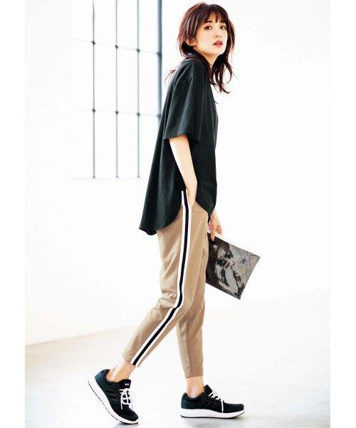 GeeRa(ジーラ)/綿100%ビッグシルエットTシャツ     /204403_img03