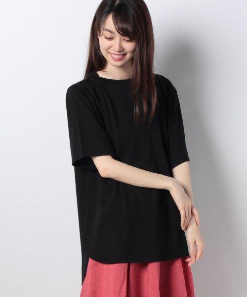 GeeRa(ジーラ)/綿100%ビッグシルエットTシャツ     /204403_img14