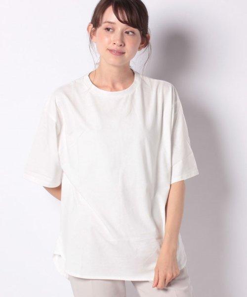GeeRa(ジーラ)/綿100%ビッグシルエットTシャツ     /204403_img15