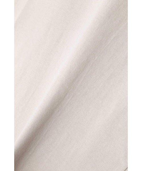 ROSE BUD(ローズバッド)/アシメトリースカーフプリント柄Tシャツ/6019213020_img15