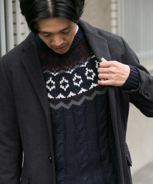 URBAN RESEARCH OUTLET(アーバンリサーチ アウトレット)/【DOORS】メルトンチェスターコート/DR8717Y002_img01