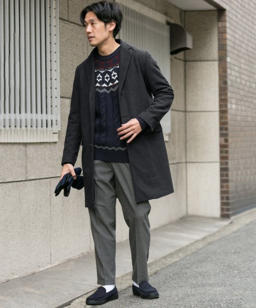 URBAN RESEARCH OUTLET(アーバンリサーチ アウトレット)/【DOORS】メルトンチェスターコート/DR8717Y002_img02