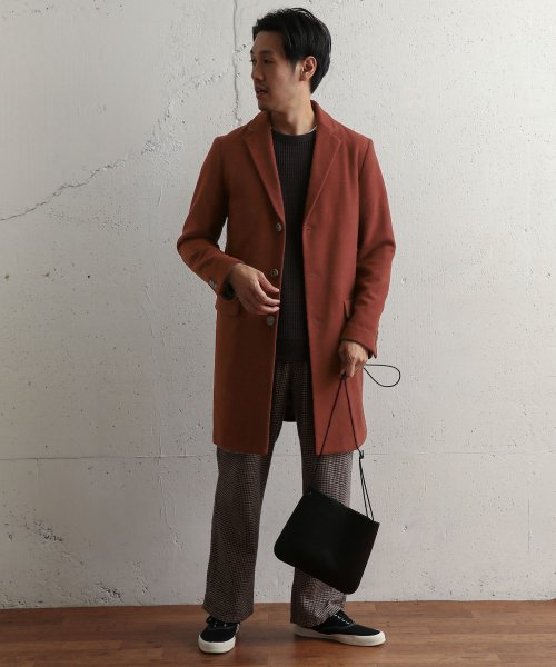URBAN RESEARCH OUTLET(アーバンリサーチ アウトレット)/【DOORS】メルトンチェスターコート/DR8717Y002_img06