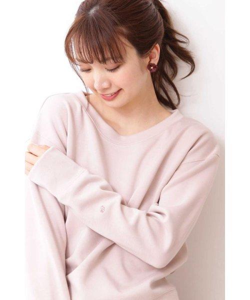 PROPORTION BODY DRESSING(プロポーション ボディドレッシング)/シルキーポンチシンプルクルーネック/1219260900_img15
