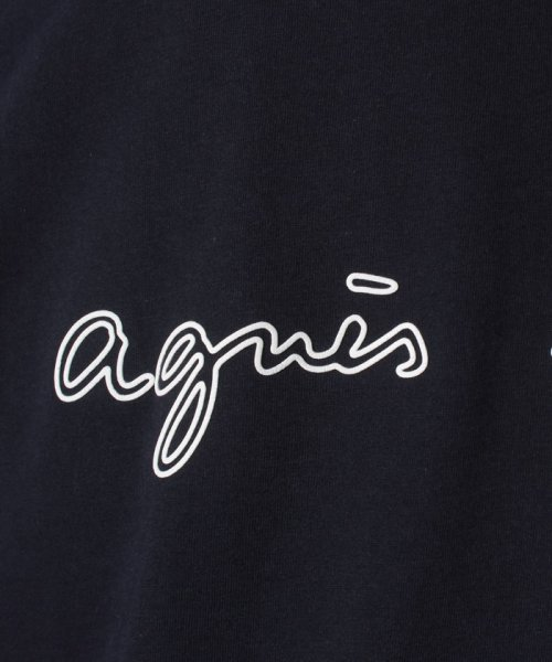 agnes b. HOMME(アニエスベー オム)/SCM5 TS ロゴTシャツ/8807SCM5H19_img05