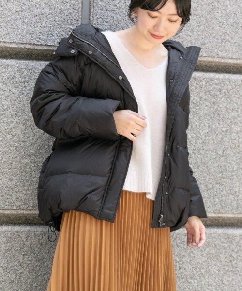 KBF(ケービーエフ)/【予約】KBF+ グリーンダウンベルトジャケット/KP97-27N120_img03