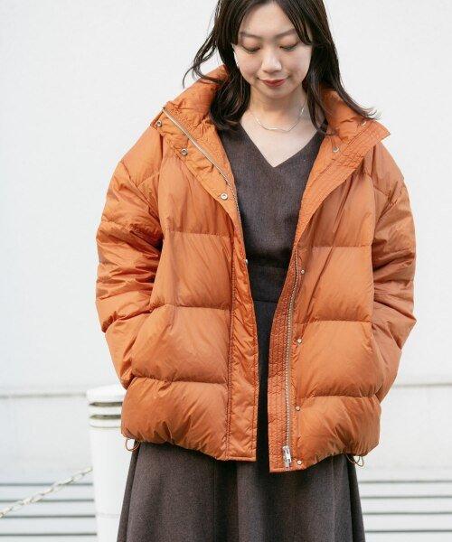 KBF(ケービーエフ)/【予約】KBF+ グリーンダウンベルトジャケット/KP97-27N120_img11