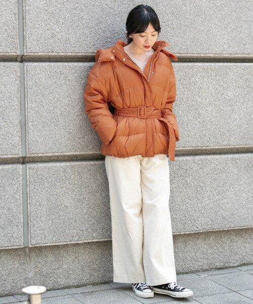 KBF(ケービーエフ)/【予約】KBF+ グリーンダウンベルトジャケット/KP97-27N120_img15
