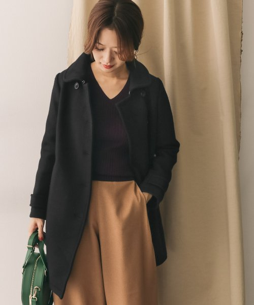 URBAN RESEARCH OUTLET(アーバンリサーチ アウトレット)/【DOORS】ショールカラー2WAYロングコート/DR8727M707_img01