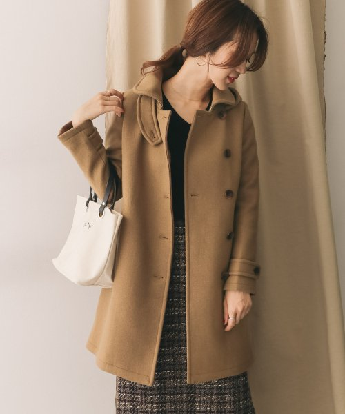 URBAN RESEARCH OUTLET(アーバンリサーチ アウトレット)/【DOORS】ショールカラー2WAYロングコート/DR8727M707_img04