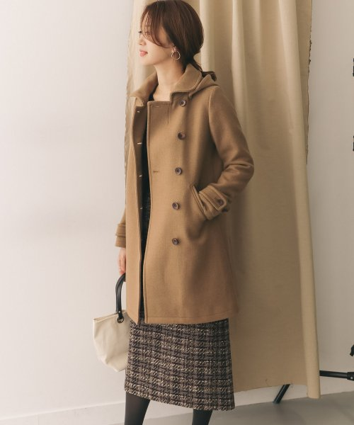 URBAN RESEARCH OUTLET(アーバンリサーチ アウトレット)/【DOORS】ショールカラー2WAYロングコート/DR8727M707_img05