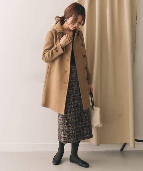 URBAN RESEARCH OUTLET(アーバンリサーチ アウトレット)/【DOORS】ショールカラー2WAYロングコート/DR8727M707_img06