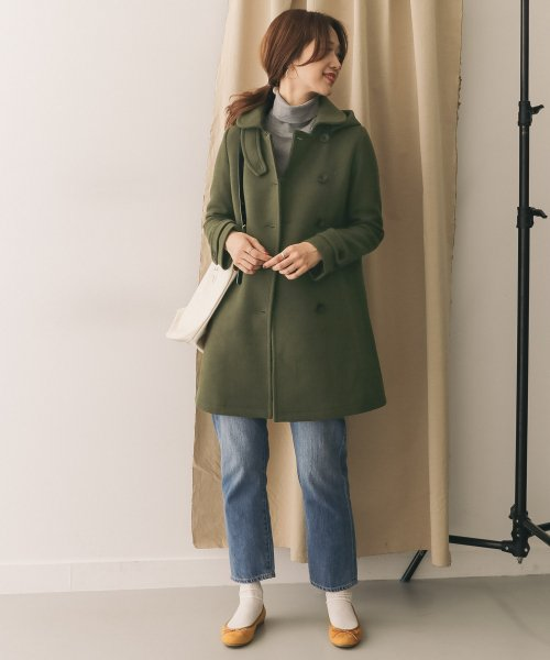URBAN RESEARCH OUTLET(アーバンリサーチ アウトレット)/【DOORS】ショールカラー2WAYロングコート/DR8727M707_img09