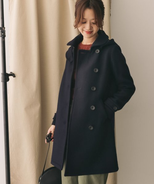 URBAN RESEARCH OUTLET(アーバンリサーチ アウトレット)/【DOORS】ショールカラー2WAYロングコート/DR8727M707_img11