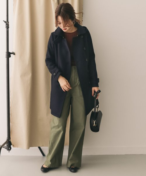 URBAN RESEARCH OUTLET(アーバンリサーチ アウトレット)/【DOORS】ショールカラー2WAYロングコート/DR8727M707_img13