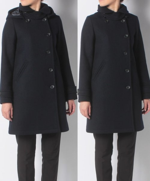 URBAN RESEARCH OUTLET(アーバンリサーチ アウトレット)/【DOORS】ショールカラー2WAYロングコート/DR8727M707_img34