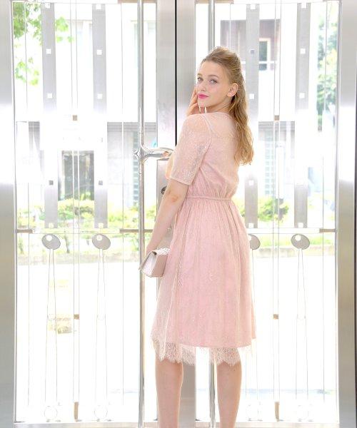 Dear Princess(ディアプリンセス)/【WEB限定】総レース ワンピース/3099225_img22