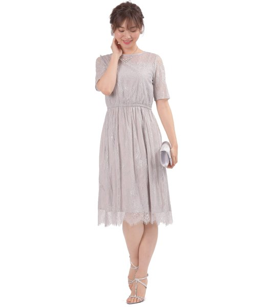 Dear Princess(ディアプリンセス)/【WEB限定】総レース ワンピース/3099225_img25