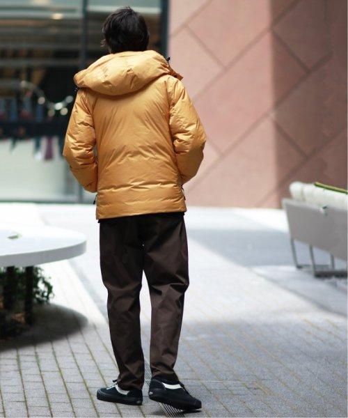 JOURNAL STANDARD relume Men's(ジャーナルスタンダード レリューム メンズ)/【19FW】SHIGA DOWN NANGA×relume / 別注AURORA-TEXダウンジャケット/19011464000030_img20