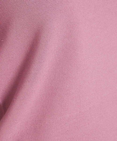 MICHEL KLEIN(ミッシェル・クラン)/【WEB限定カラー/洗える】ホールガーメントパフスリーブニット/FMFJG02150_img35
