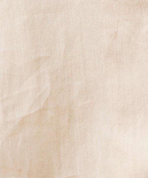 collex(collex)/綿サテンフリルシャツ【予約】/60390605004_img03