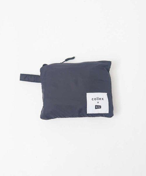 collex(collex)/【Kiu×collex】収納袋ケース付き パッカブショルダー/60370132006_img15