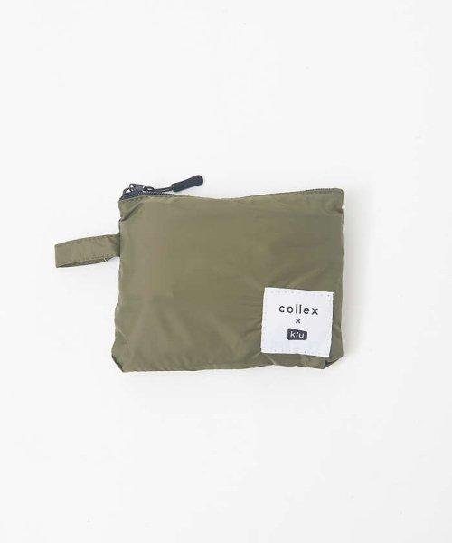 collex(collex)/【Kiu×collex】収納袋ケース付き パッカブショルダー/60370132006_img17