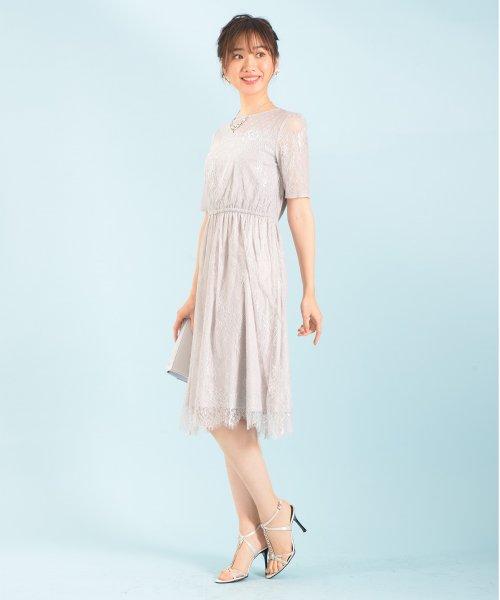 Dear Princess(ディアプリンセス)/【WEB限定】総レース ワンピース/3099225_img37