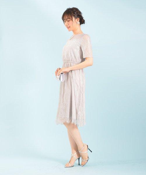 Dear Princess(ディアプリンセス)/【WEB限定】総レース ワンピース/3099225_img38