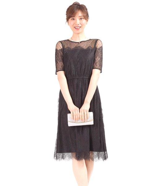 Dear Princess(ディアプリンセス)/【WEB限定】総レース ワンピース/3099225_img46