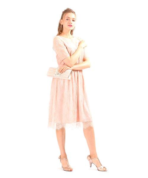 Dear Princess(ディアプリンセス)/【WEB限定】総レース ワンピース/3099225_img51