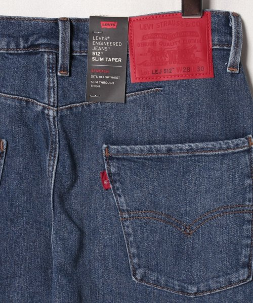LEVI'S MEN(リーバイス メンズ)/LEJ 512 SLIM TAPER PAGAN INDIGO DENIM LE/749030001_img04