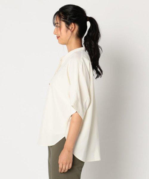 fredy emue(フレディエミュ)/ポプリンBIGシャツ/9-0021-5-21-005_img02