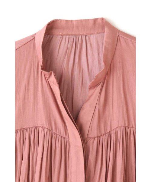 PROPORTION BODY DRESSING(プロポーション ボディドレッシング)/ギャザーサテンシャツブラウス/1219210506_img06