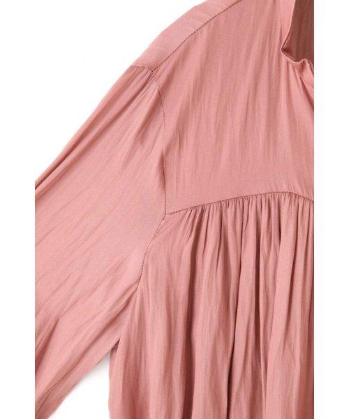 PROPORTION BODY DRESSING(プロポーション ボディドレッシング)/ギャザーサテンシャツブラウス/1219210506_img07