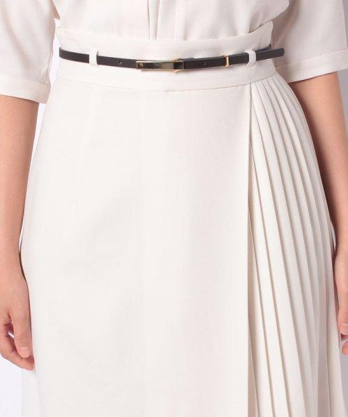 TONAL(トーナル)/【セットアップ対応商品】ベルト付アシメプリーツスカート/009220022_img11