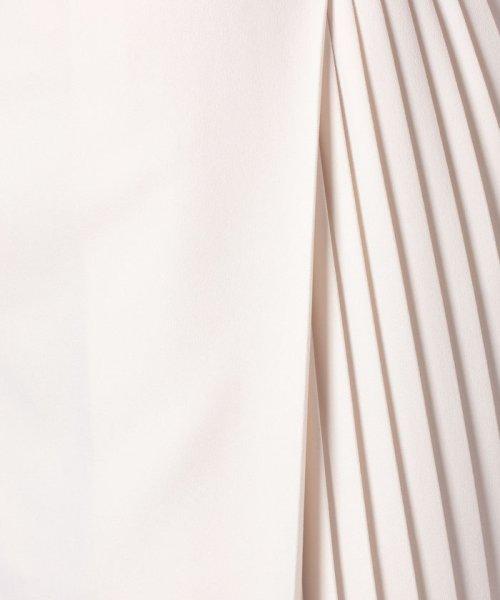 TONAL(トーナル)/【セットアップ対応商品】ベルト付アシメプリーツスカート/009220022_img13