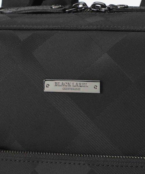 BLACK LABEL CRESTBRIDGE(BLACK LABEL CRESTBRIDGE)/シャドークレストブリッジチェック バックパック/51151201--_img04