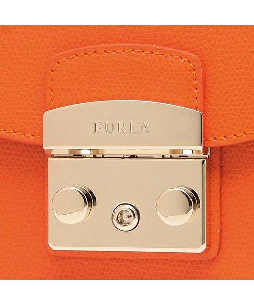 FURLA(フルラ)/フルラ バッグ FURLA BNF8 ARE METROPOLIS S CROSSBODY メトロポリス Sサイズ レディース ショルダーバッグ/fufurla18_img99