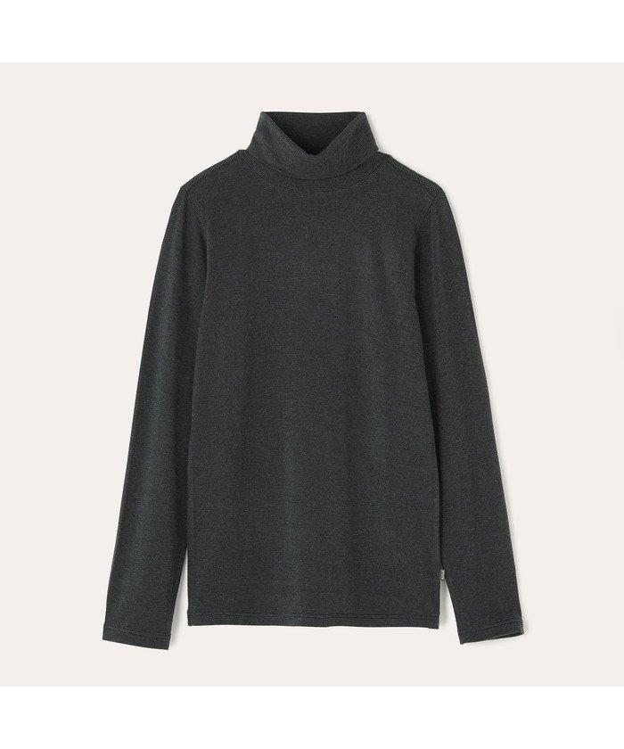 エーグル  TH タートルネック 長袖Tシャツ