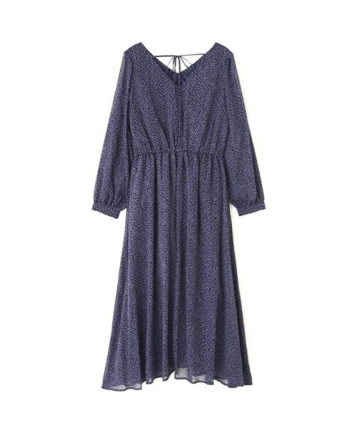 PROPORTION BODY DRESSING(プロポーション ボディドレッシング)/《EDIT COLOGNE》小花柄プリントワンピース/1219247502_img07